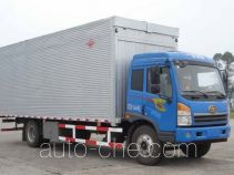 Yuanda SCZ5140XYK wing van truck