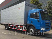Yuanda SCZ5141XYK wing van truck