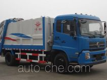 Yuanda SCZ5163ZYS garbage compactor truck