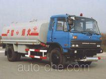 Yuanda SCZ5164GJY fuel tank truck
