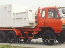 Yuanda detachable body garbage compactor truck