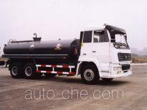 Yuanda SCZ5240GHY chemical liquid tank truck
