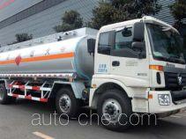 Yuanda fuel tank truck