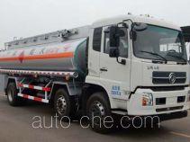 Yuanda SCZ5250GRY4 flammable liquid tank truck