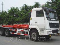 Yuanda SCZ5250ZXX detachable body garbage truck