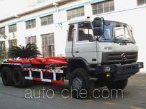 远达牌SCZ5251ZXX型车厢可卸式垃圾车