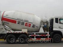 Yuanda SCZ5252GJB concrete mixer truck