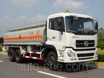 Yuanda SCZ5255GYY oil tank truck