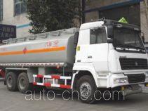 远达牌SCZ5256GYY型运油车