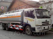远达牌SCZ5257GYY型运油车