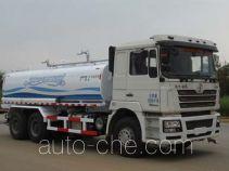 Yuanda SCZ5258GSS sprinkler machine (water tank truck)