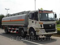 Yuanda SCZ5258GYY oil tank truck