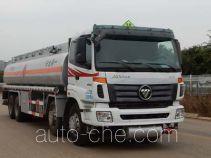Yuanda SCZ5317GYY oil tank truck