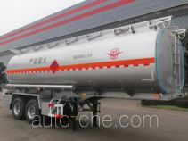 Yuanda SCZ9350GRY flammable liquid tank trailer