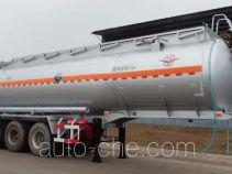 Yuanda SCZ9400GFW corrosive materials transport tank trailer