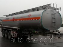Yuanda SCZ9401GRY flammable liquid tank trailer