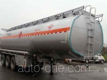 远达牌SCZ9401GYY型运油半挂车