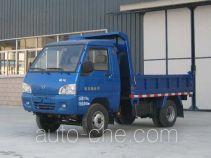 奥峰牌SD2310D型自卸低速货车