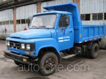 Shandi SD2810CD1A low-speed dump truck