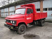 Shandi SD2810CD2A low-speed dump truck