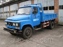Shandi SD4015CDA low-speed dump truck