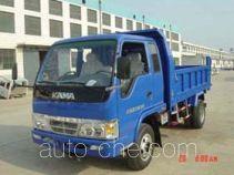 奥峰牌SD5815PD2型自卸低速货车