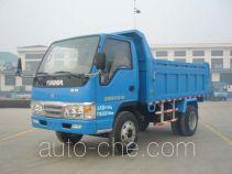 奥峰牌SD5815D3型自卸低速货车