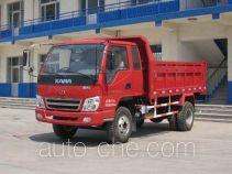奥峰牌SD5820PD型自卸低速货车