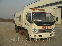 Tuoma SDA5062TSL street sweeper truck