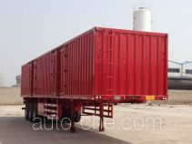 Liangshan Yangtian SDB9400XXY box body van trailer