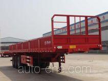 梁山扬天牌SDB9400Z型自卸半挂车