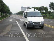 银道牌SDC5030XTX型通讯车