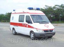 Yindao SDC5035XJJ emergency care vehicle