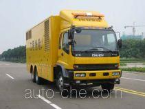 银道牌SDC5180TQX型工程抢险车