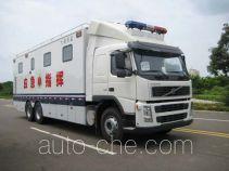 银道牌SDC5190XTX型通讯车