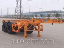Yindao SDC9270TJZ container transport skeletal trailer
