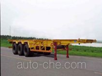 Yindao SDC9370TJZ container transport trailer