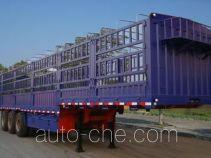 银道牌SDC9401CCY型仓栅式运输半挂车