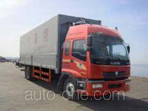 Pengxiang SDG5161XXY wing van truck