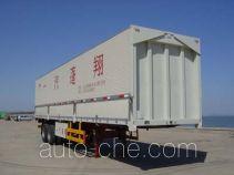 Pengxiang SDG9210XYK wing van trailer