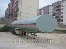 蓬翔牌SDG9400GHY型化工液体运输半挂车