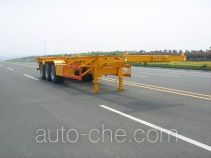 Pengxiang container transport trailer