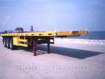蓬翔牌SDG9402TJZP型集装箱半挂牵引车