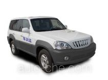 Aoben SDH5023XJE80 monitoring vehicle