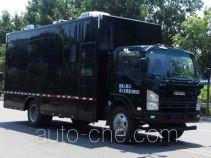 Feiyan (Yixing) SDL5100TLZ mobile road blocker truck