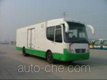 Feiyan (Yixing) SDL5152XXY box van truck