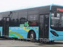 飞燕牌SDL6125EVG2型纯电动城市客车