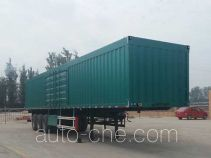 Yuntengchi SDT9400XXYA box body van trailer