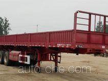 运腾驰牌SDT9400Z型自卸半挂车