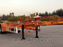 Yuntengchi SDT9401TJZE container transport trailer